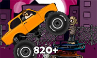 Monster Truck Zombie Crusher