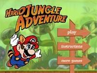 Super Mario Jungle Adventure