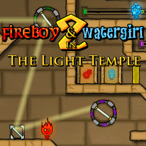 Fireboy and Watergirl – Light Temple